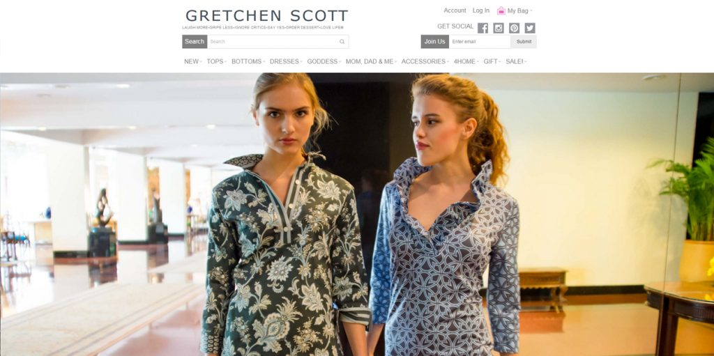 Gretchen Scott Website