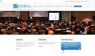 Pharma Market Research Conference Website