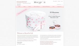 macaron home page