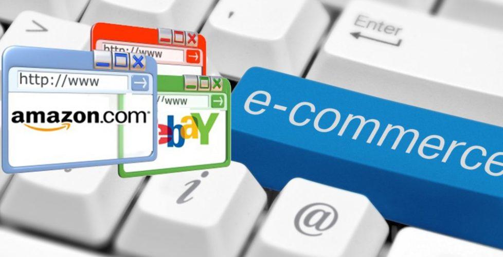 history of e-commerce