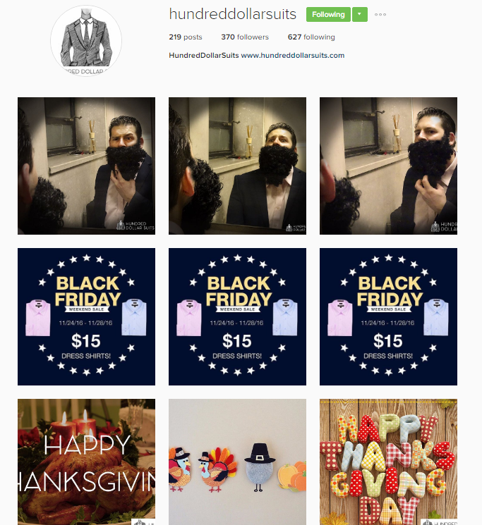 Instagram Publishing Service