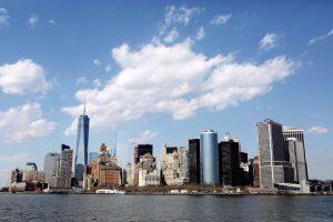 Best NYC Websites -- NYC skyline