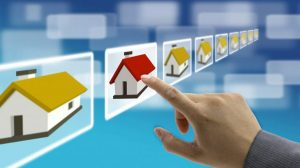 Buying real estate online