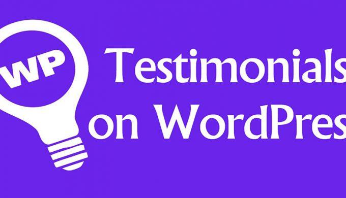Testimonial-Plugins