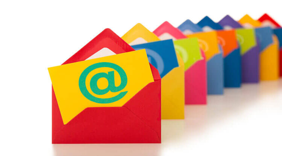 customer emails