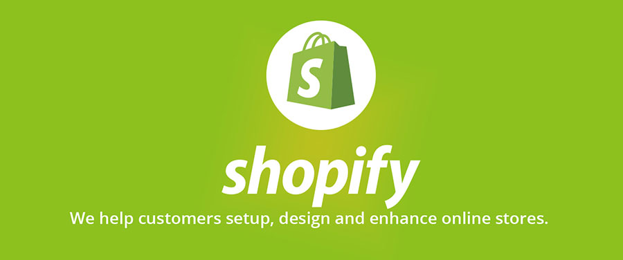Shopify software