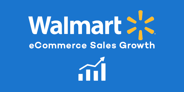 Walmart e-commerce growth