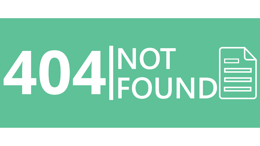 What's the 404? Not Found, but Not Forgotten