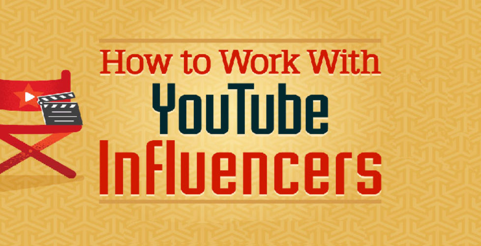 YouTube influencers