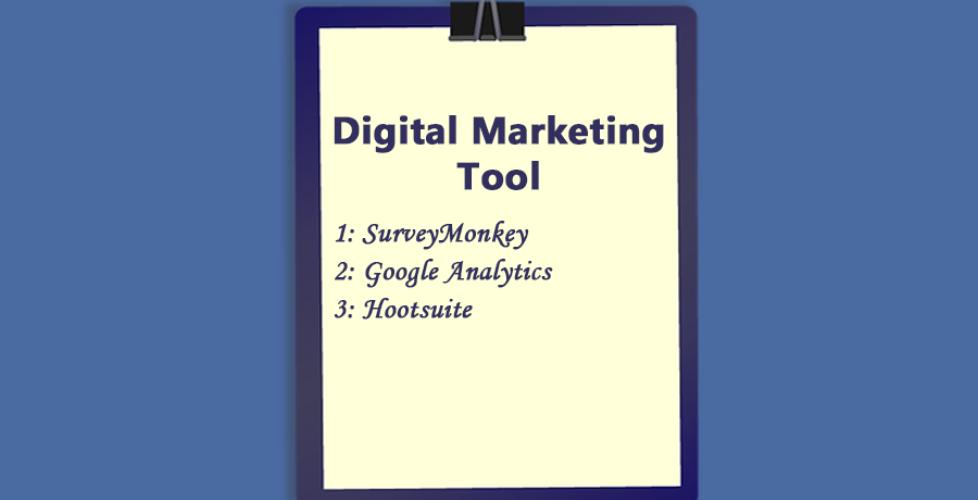 Digital marketing tool for understanding customers