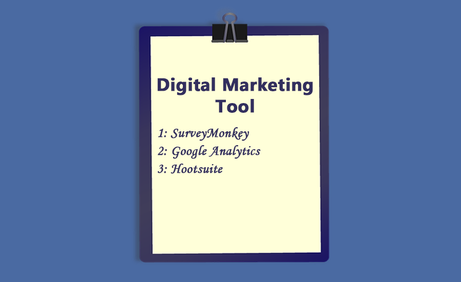 Digital marketing tool for understanding customers
