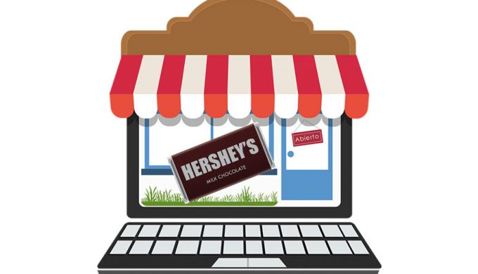 Hershey's tries to stay relevant as more people buy groceries online