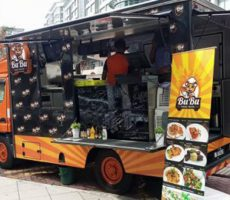 Mobile fast food business