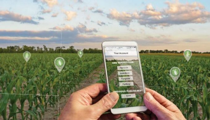 E-commerce in farming